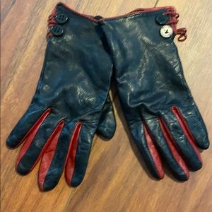 M Ralph Lauren premium leather gloves